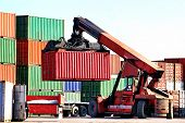 Container transportation