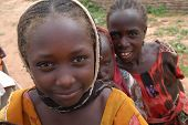 Girls In Darfur