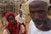 Grandfather In Darfur