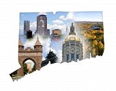 Connecticut Collage