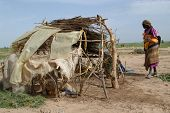 Darfur Camp Site