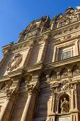 Salamanca University Facade