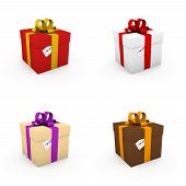 Gift Boxes With