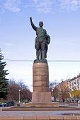 Monument To Communist Kirov