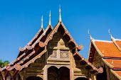 Wat Phra Singh, Chiang Mai, Tailândia