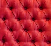 picture of welts  - Close up Macro of Fabric Chair Sofa - JPG