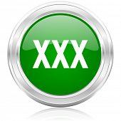 image of pornographic  - xxx icon  - JPG