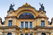Prague Architecture, Czech Republic