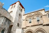picture of mosk  - Church of the Holy Sepulchre in jerusalem Israel - JPG