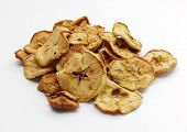 Heap Of Dried Apples