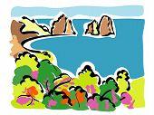 Capri (faraglioni Di Capri)