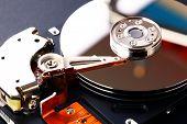Computer's hard drive