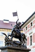 Saint George Statue, Prague, Czech