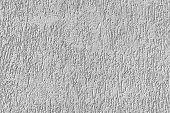 White Porous Wall Background And Texture.