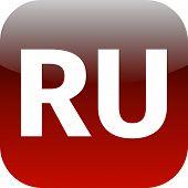 Ru Domain Icon - Russia