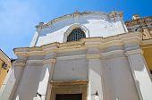 Church of St. Giovanni. San Severo. Puglia. Italy.