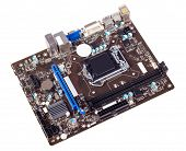 Electronic Collection - Computer Motherboard Without Cpu Cooler