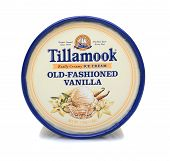 Tillamook Vanilla Ice Cream
