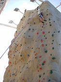 Rock Climging