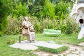 Baba Vanga's Statue