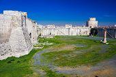 Yedikule Hisarlari (Seven Towers Fortress) in Istanbul Turkey