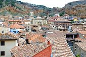 The old town Daroca. Spain