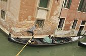 Gondolier Maneuvering