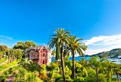 View Of Santa Margherita, Ligurian Resort, Italian Riviera