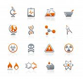 Science // Graphite Icons Series