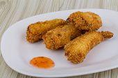 Fried Prawn Tempura