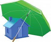 House Concept Vector