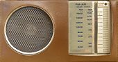 Vintage Portable Radio