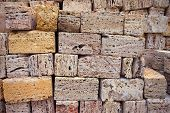 Sandstone Bricks Blocks