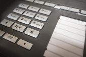 Phone keybord