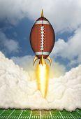 Football Spaceship