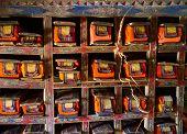 Spirit Of The Tibetan Library