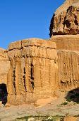 pic of petra jordan  - Djinn blocks  - JPG