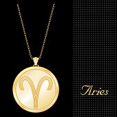 Aries Medallion