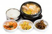 stock photo of korean  - Pollock roe soup - JPG