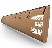 Ruler - Measure Your Wealth