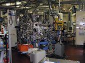 Physics Laboratory At Cyclotrone In Berkeley Lab, California