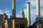 Nyc Smokestacks