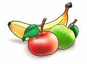 Obst-Diät