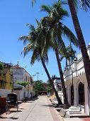 Quiet Indian Street