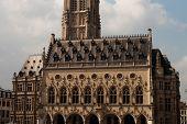 City Hall of Arras