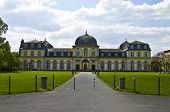 pic of bonnes  - view of the Poppelsdorf palace in Bonn