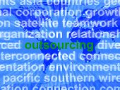 Outsourcing Word Meaning Subcontracting Offshoring Or Freelance