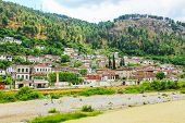 Historic City Of Berat In Albania, World Heritage Site By Unesco poster