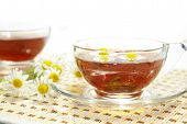 Two Cups Of Herbal Tea poster