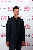 LOS ANGELES - FEB 23:  Colin Egglesfield attends the 2013 Film Independent Spirit Awards at the Tent on the Beach on February 23, 2013 in Santa Monica, CA